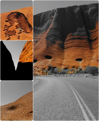 collage uluru 1